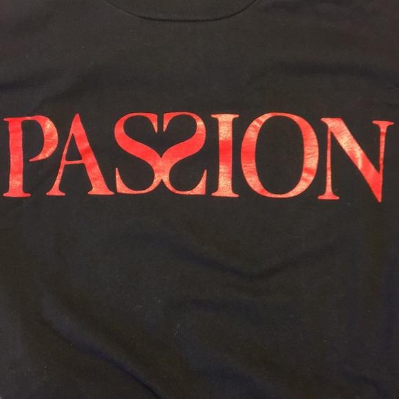 4f3b382bb20 Tops | Passion On Broadway Black Tshirt New York City | Poshmark